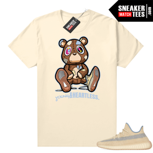 Shirts to match Linen Yeezy 350 Young Heartless Bear