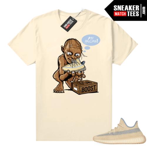 Sneaker Match Yeezy 350 Linen My Precious