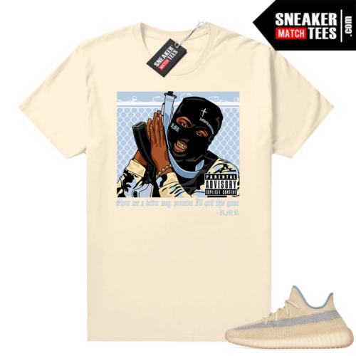 Sneaker shirts Linen Yeezy 350 shirt RMR