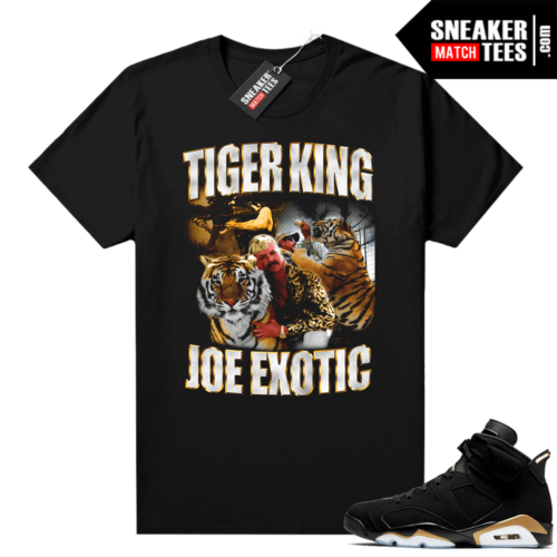 Tiger King Joe Exotic Rap Tee
