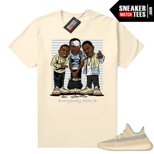 Yeezy Boost T-shirt Linen 350 Match Everybody Eats B