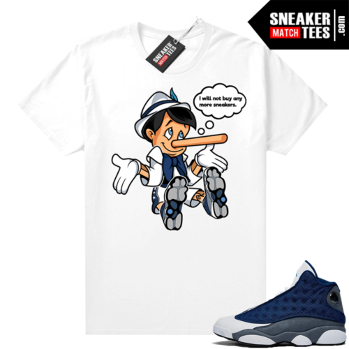 Air Jordan 13 Flint Shirts No More Sneakers