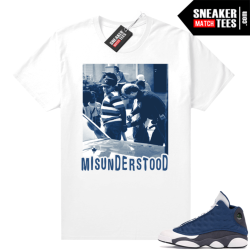 Air Jordan 13 retro Flint shirt Boyz N The Hood