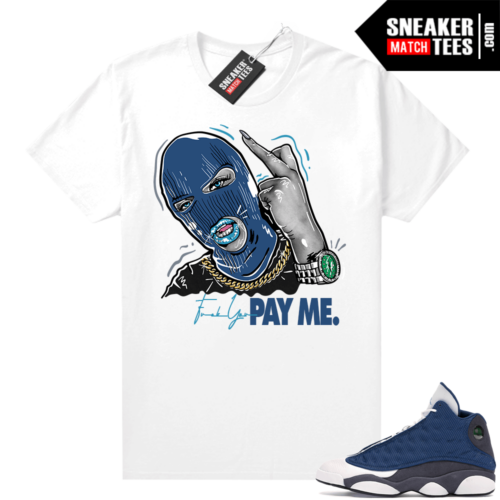 Air Jordan 13 retro Flint shirt Pay ME