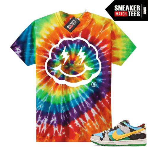 Chunky Dunky Nike Dunks Tie-Dye Shirts Smiley Cloud