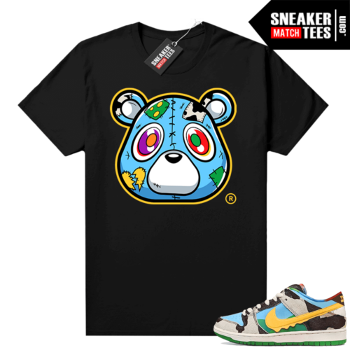 Chunky Dunky Nike SB Dunk Heartless Bear Logo