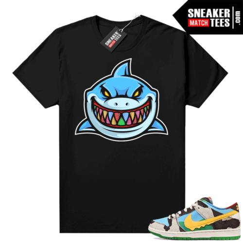 Chunky Dunky Nike SB Dunk Shark Gang
