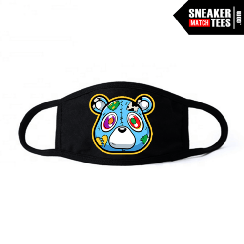 Face Mask Black Chunky Dunky Nike SB Heartless Bear