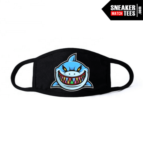 Face Mask Black Chunky Dunky Nike SB Shark Gang