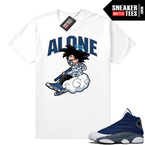 Flint 13s Graphic Tees Alone