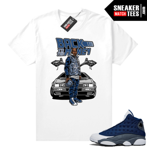 Flint 13s Graphic Tees Back to the Money