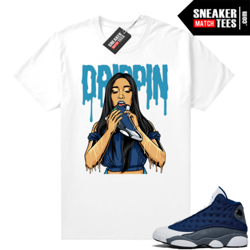 Flint 13s Graphic Tees Drippin