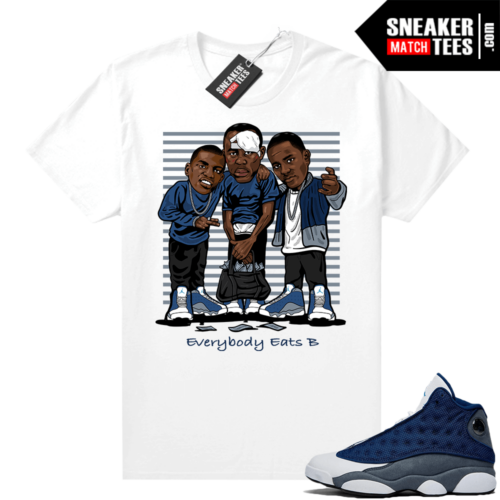 Flint 13s Graphic Tees Everybody Eats B
