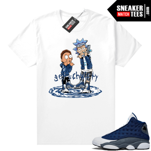 Flint 13s Graphic Tees Get Schwifty