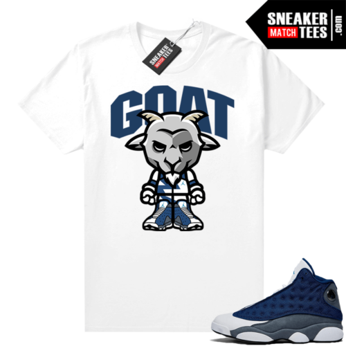 Flint 13s Graphic Tees Goat Toon