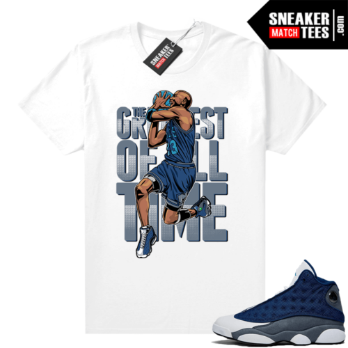 Flint 13s Graphic Tees Greatest of All Time