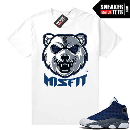Flint 13s Graphic Tees Misfit Bear