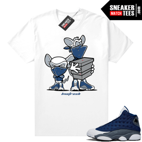 Shirts to match Flint 13s