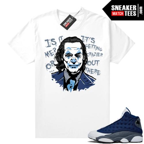 Flint 13s Sneaker shirt outfit Joker