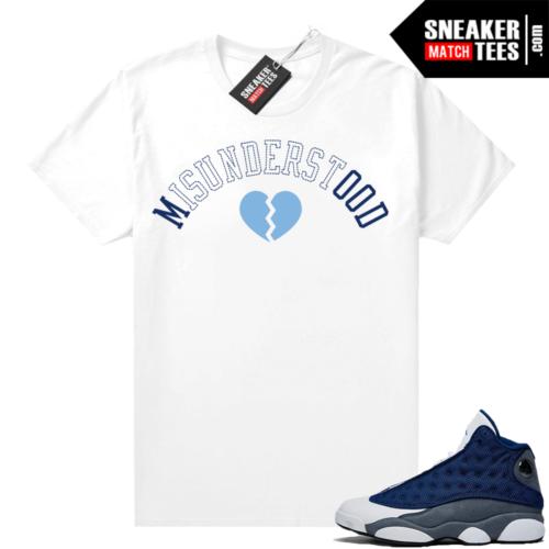 Flint 13s Sneaker shirt outfit Misunderstood