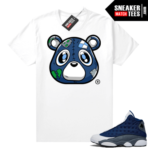 Flint 13s Sneaker shirts Heartless Bear Logo