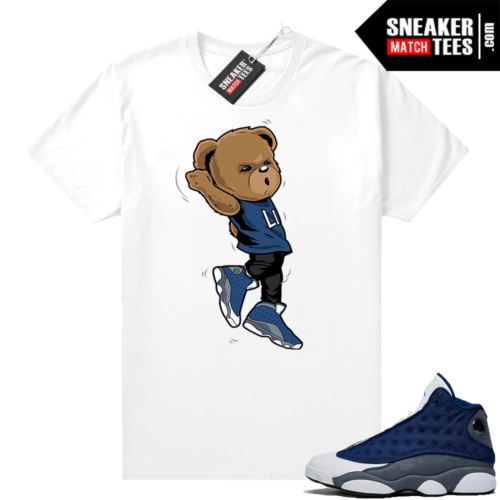 Flint 13s Sneaker shirts Shootin Bear