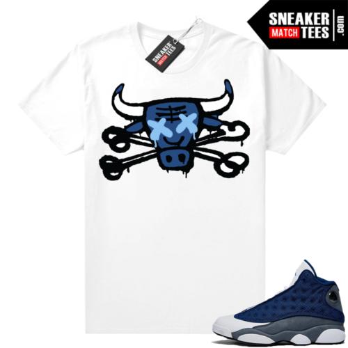 Flint 13s Sneaker tees Bully Bones