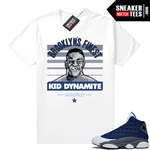 Flint 13s Sneaker tees Kid Dynamite