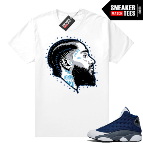 Flint 13s Sneaker tees Prolific