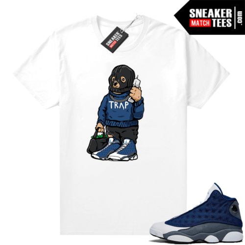Flint 13s shirt to match sneakers