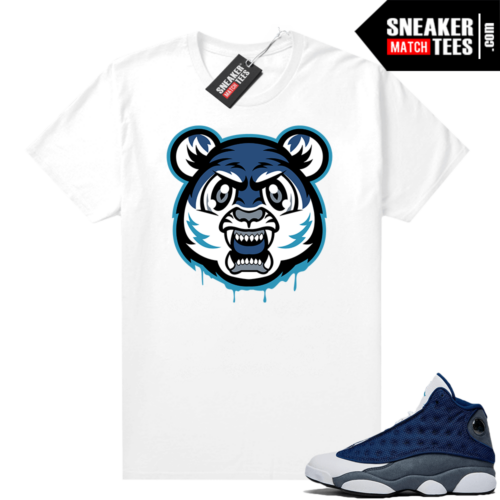 Match Flint 13s Jordan tees