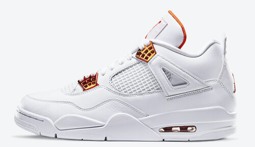 Jordan release dates May Jordan 4 Orange Metallic
