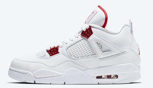 Jordan release dates May Jordan 4 Red Metallic