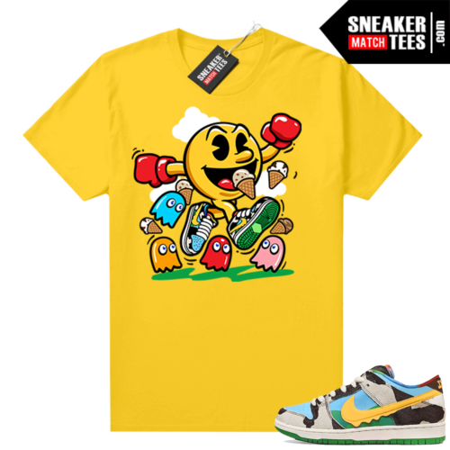 Chunky Dunky Graphic Sneaker shirts