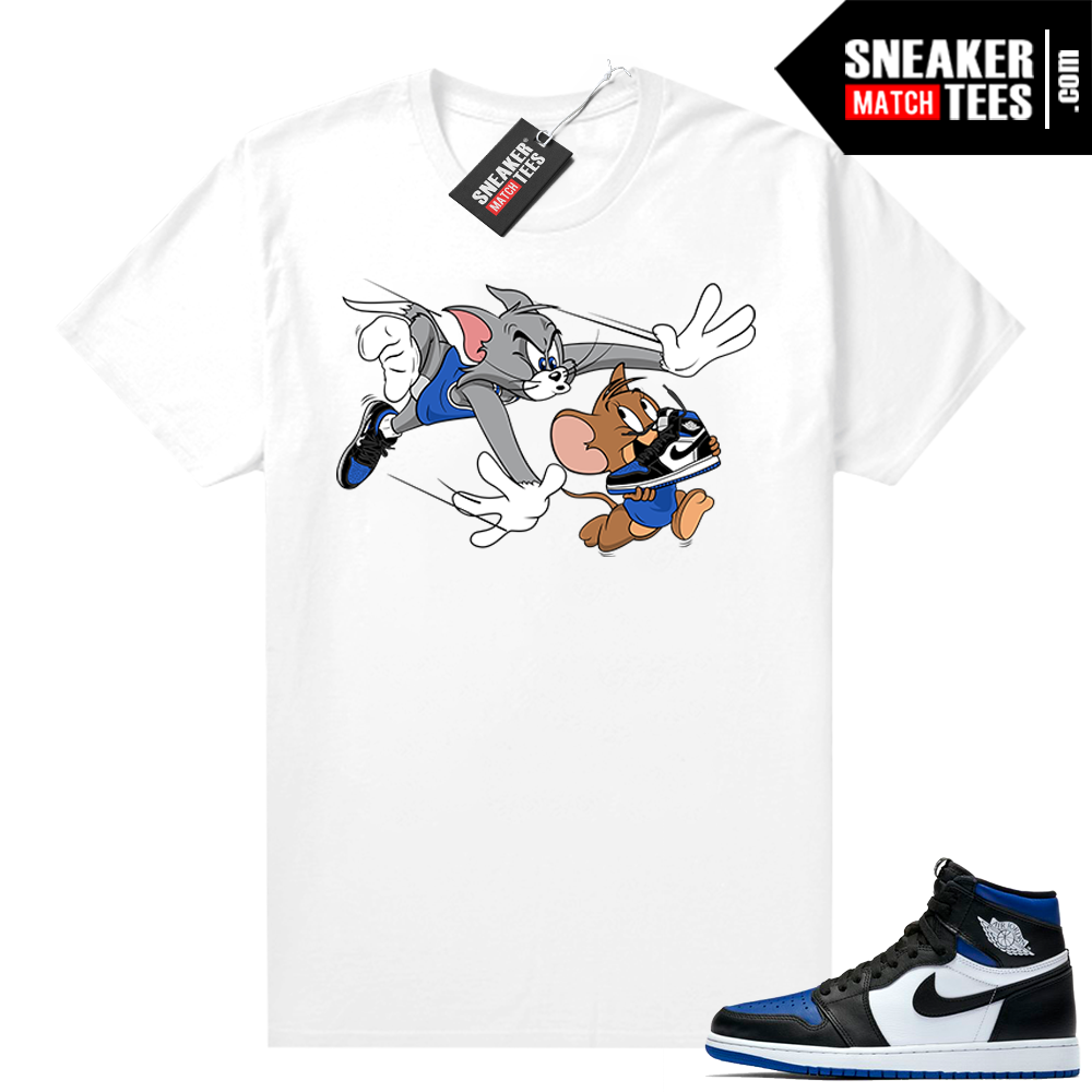 Royal Toe 1s graphic tees Finesse