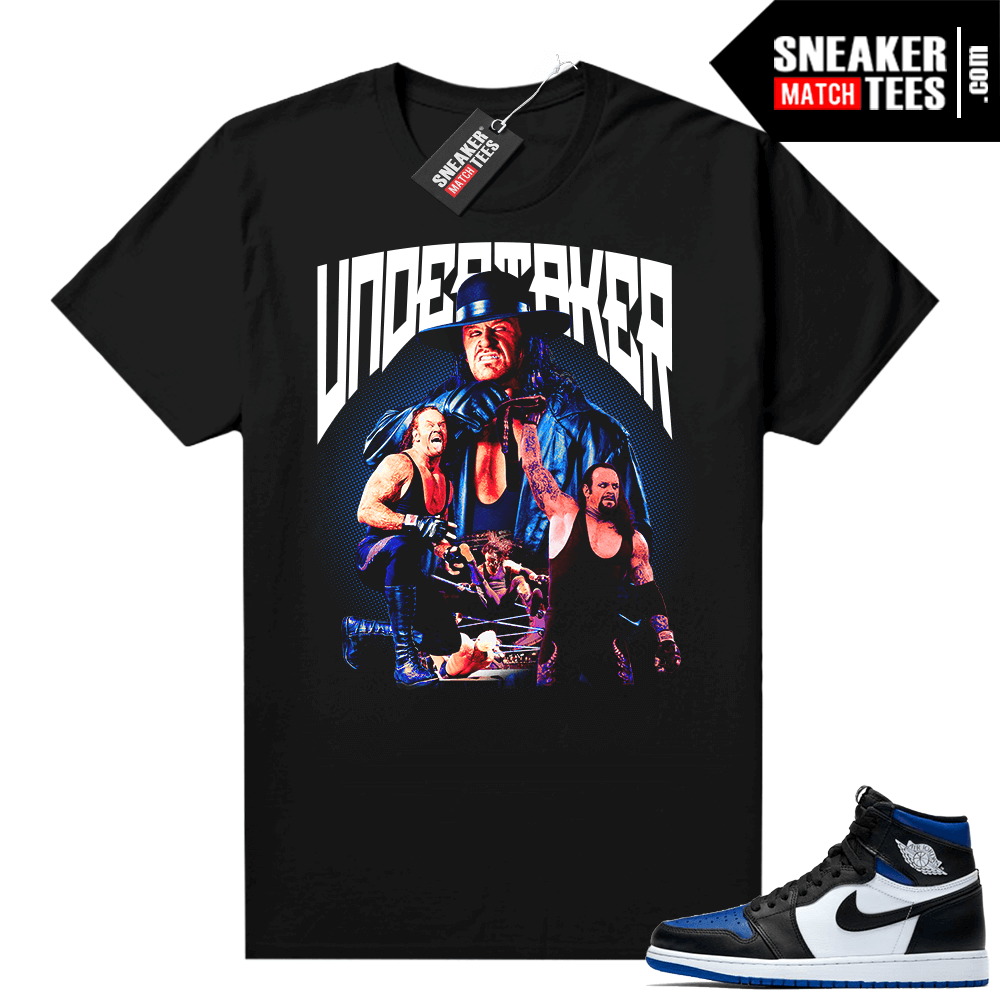 Royal Toe 1s graphic tees The Undertaker