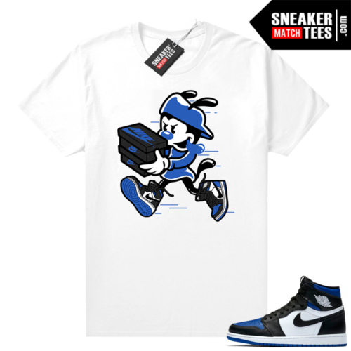 Royal Toe 1s sneaker tees Double Up