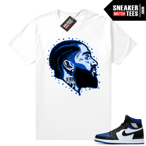 Royal Toe 1s sneaker tees shirt Prolific