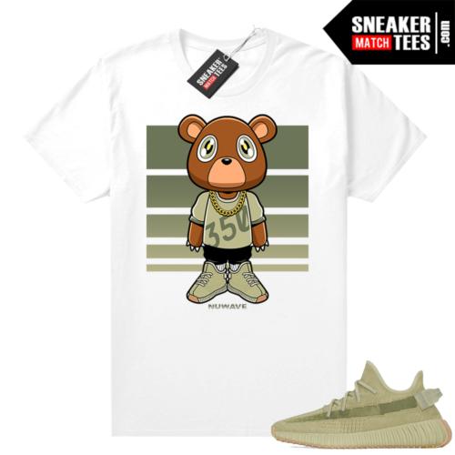 Sulfur 350 Yeezy Shirt 350 Nuwave Bear