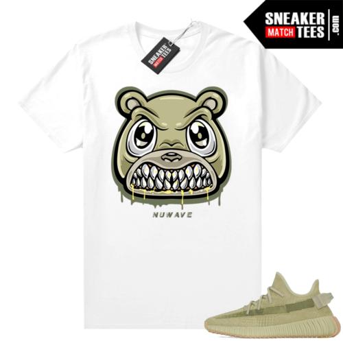 Sulfur 350 Yeezy Shirt Angry bear