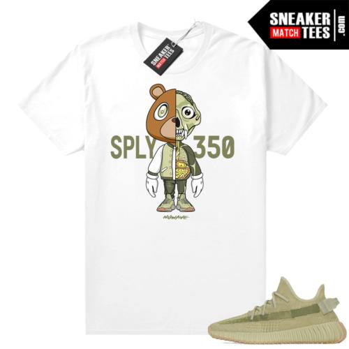Sulfur 350 Yeezy Shirt Bear Anatomy