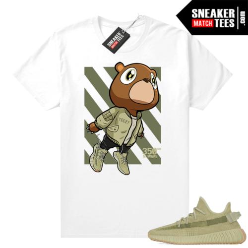 Sulfur 350 Yeezy Shirt Bear Boost 350