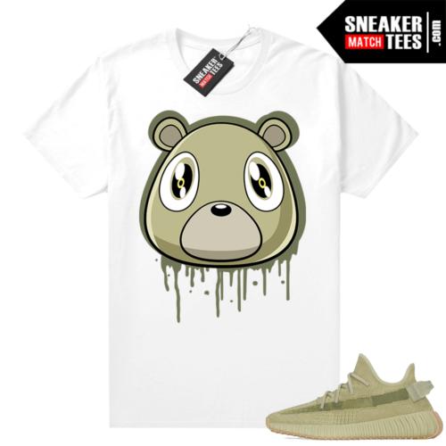 Sulfur 350 Yeezy Shirt Bear Drip