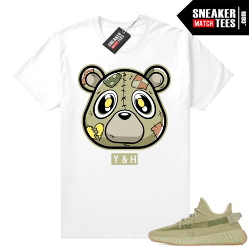 Sulfur 350 Yeezy Shirt Heartless Bear