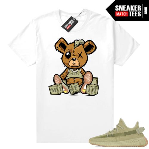 Sulfur 350 Yeezy Shirt Misfit Teddy