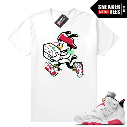 Hare 6s Sneaker tees
