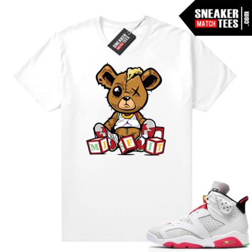 Hare 6s shirts