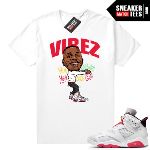 Hare 6s shirt Dababy Vibez