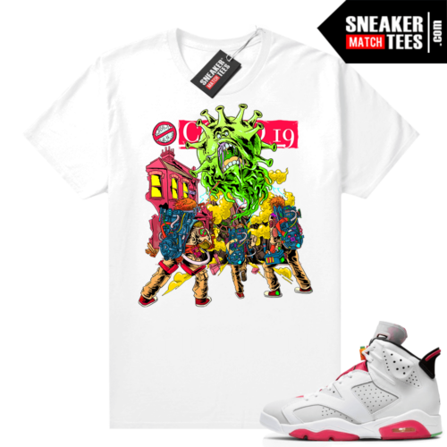 Hare 6s shirt Ghost busters