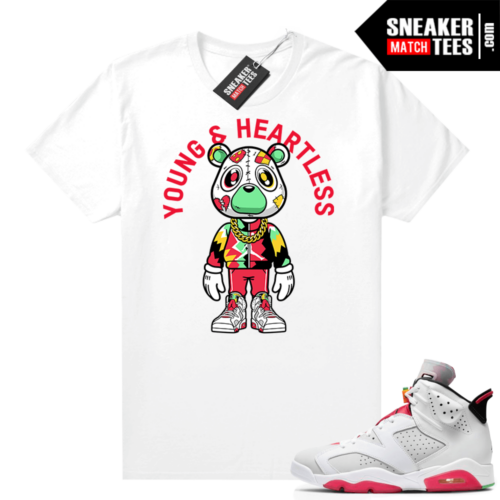 Hare 6s shirt Heartless Bear Toon